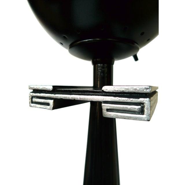 Art Deco Torchière Lamps - A Pair - Image 2 of 6
