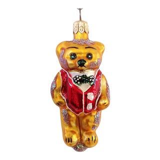 Christopher Radko Ted E. Bear Ornament