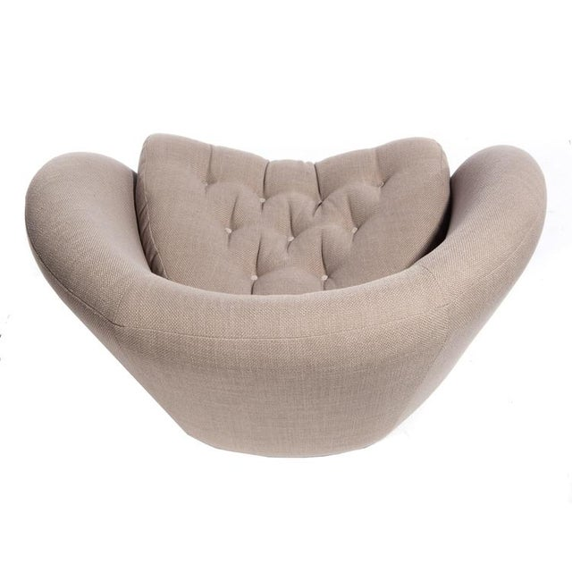 Image of 1970S LOUNGE CHAIR IN THE STYLE OF ADRIAN PEARSALL