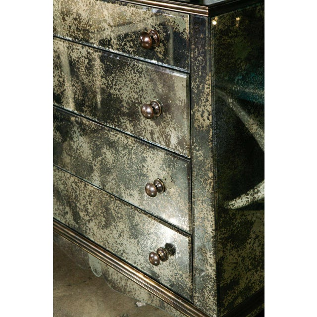 Paul Marra European Style Mirrored Chest - Image 5 of 10