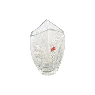 Baccarat Crystal Medium Giverny Vase