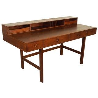 Jens Quistgaard Teak Flip -Top Desk