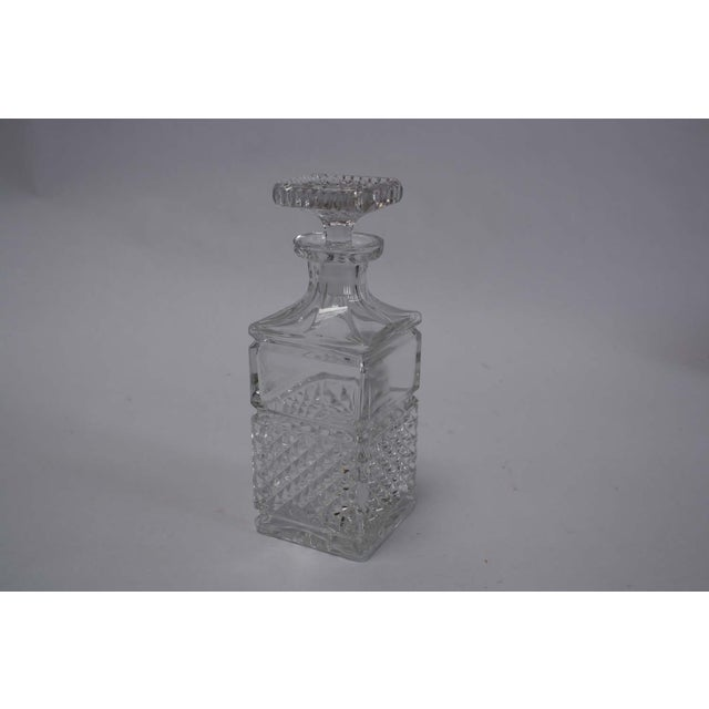 Cut Glass Liquor Decanter - Image 3 of 6