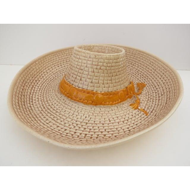 Sombrero Ceramic Chip & Dip Set - Image 2 of 7