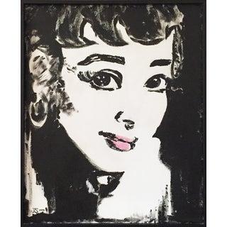 """Audrey"" Original Painting"