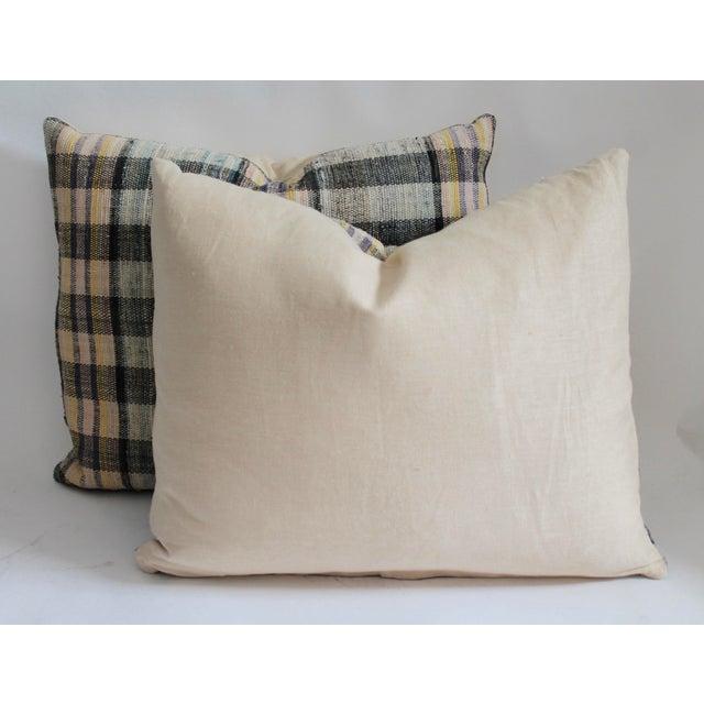 Rag Rug Pillows - Image 4 of 4
