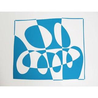 "Josef Albers "" Portfolio 2, Folder 3, Image 1"" Print"