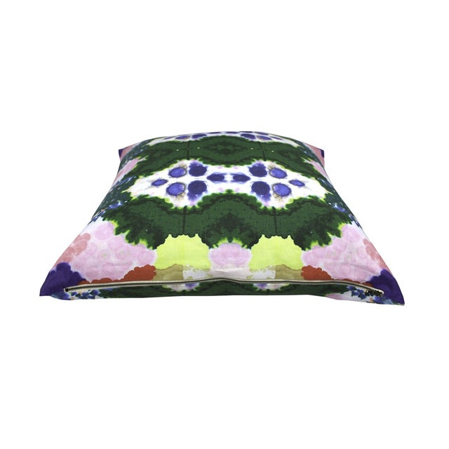 Colorful World Reversible Pillow - Image 5 of 5