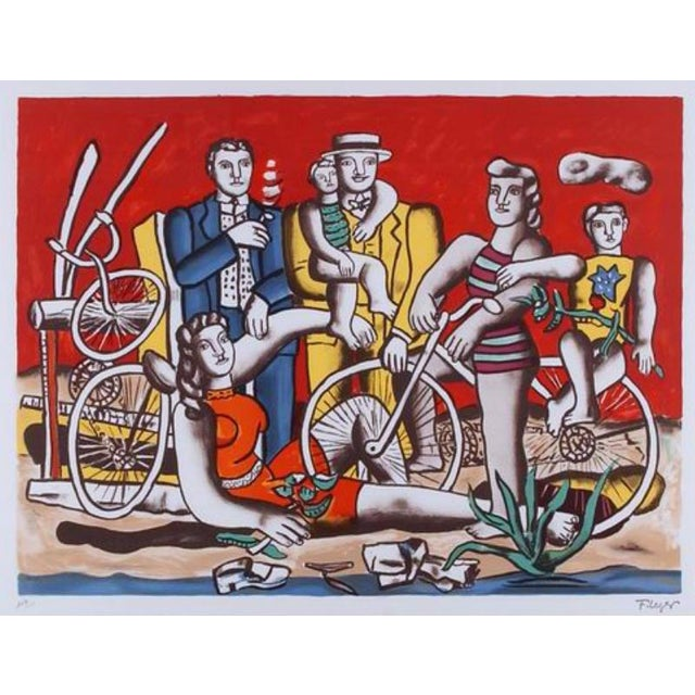 Fernand Leger - Leger Museum Lithograph - Image 1 of 3