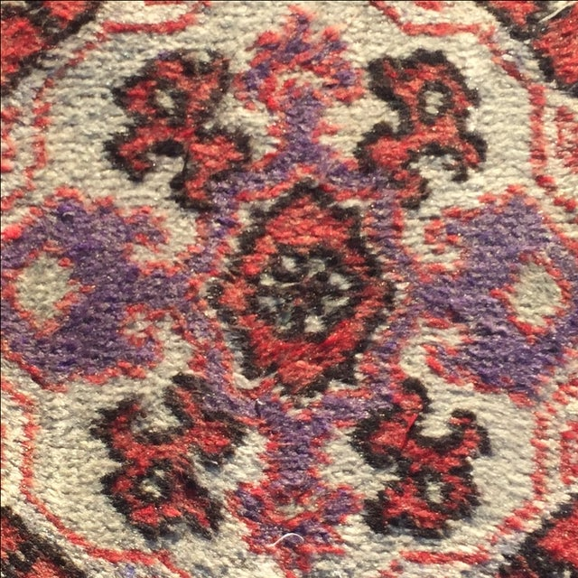 Anatolian Persian Rug - 1′7″ × 2′11″ - Image 6 of 9