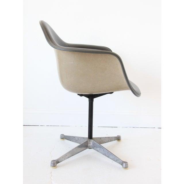 Vintage Herman Miller Swivel Shell Chair Chairish