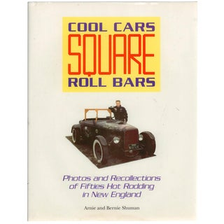 Cool Cars Square Roll Bars, Signed