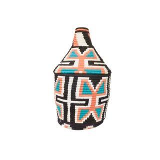 'Ourika' Moroccan Woven Bread Basket
