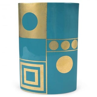Jonathan Adler Golden Eye Vase