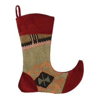 Kilim Christmas Stocking | Jubilee