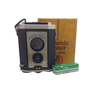 Brownie Reflex Camera with Film