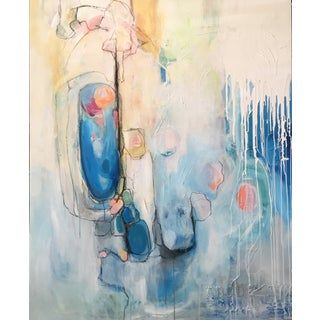 """Out of the Blue"" Giclee Print by Julie Ahmad"
