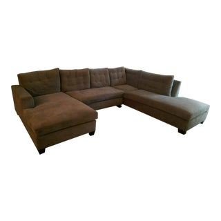 Lancaster Custom Sectional Sofa
