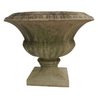 Large Concrete Planter Urn