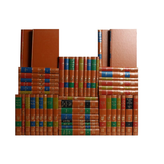 Image of Great Books Library - Set of 49