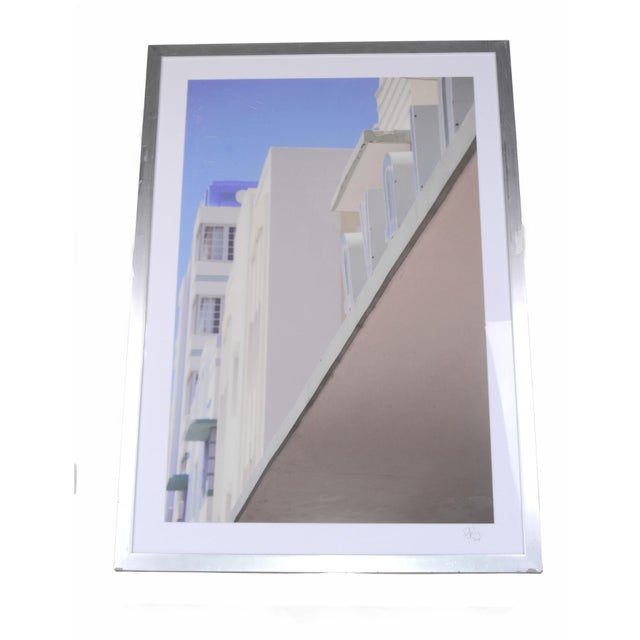 Image of Photograph of South Beach Miami Building