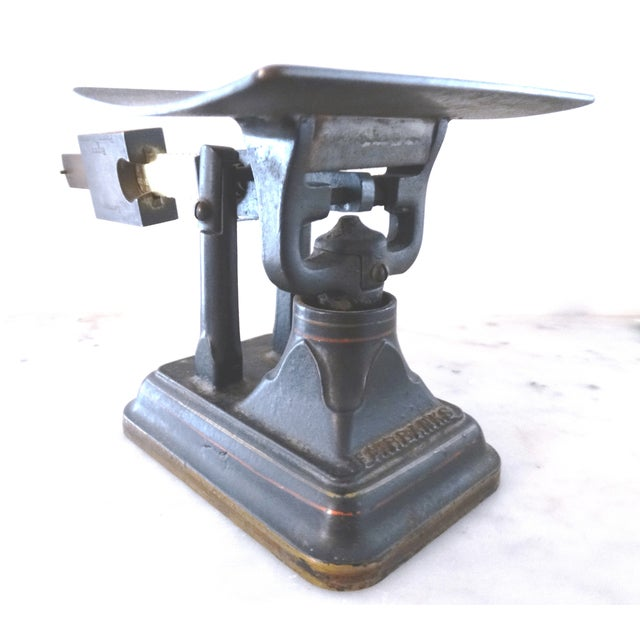Image of Fairbanks Rotating Beam Postal Scale