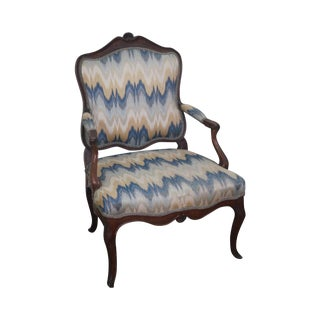 Antique 19th Century French Louis XV Style Chair