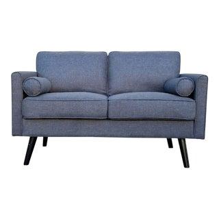 "Grey 1960's Style ""Stella"" Sofa"
