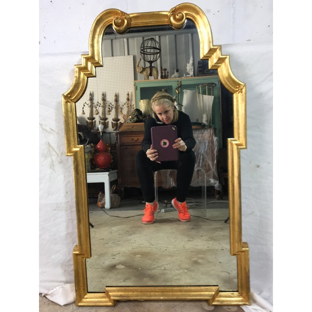 LeBarge Italian Gilded Mirror - Image 5 of 5