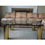 Image of Baker Furniture Armless Sectional Sofa - 3 Pieces