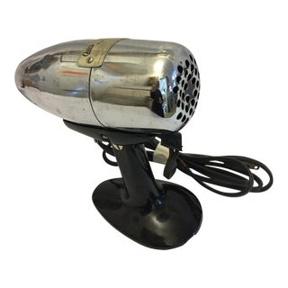 1957 Ostentatious Airjet Model 202 Hair Dryer