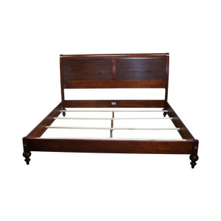 Ethan Allen British Classics King Size Cayman Bed