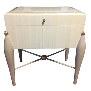 Mid-Century Hollywood Regency Side Table
