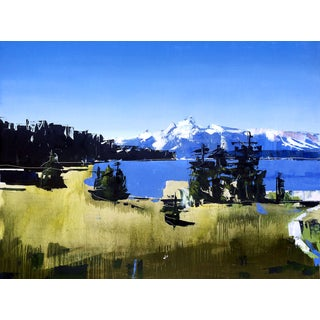 """Grand Teton National Park"" Painting"