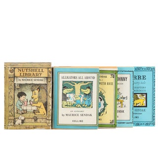 Nutshell Library Books - Set of 4