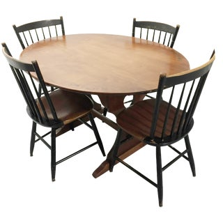 5-Piece Hitchcock Dining Set