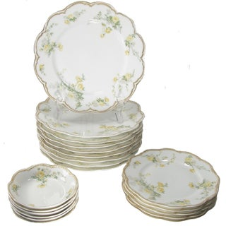 1894 Antique Haviland Limoges China - S/20