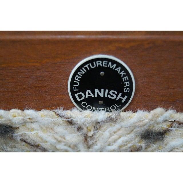 Ole Wanscher P. Jeppsen Brazilian Walnut Sofa - Image 10 of 10