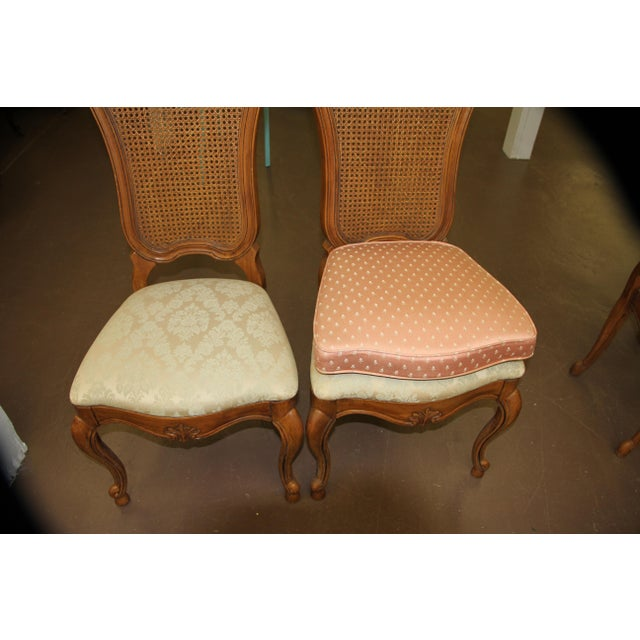 Vintage Thomasville French Court Dining Table Amp Chairs