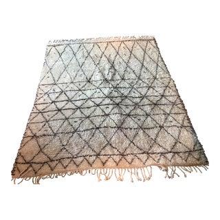 ABC Carpet & Home Beni Ourain Rug- 8′ × 10′