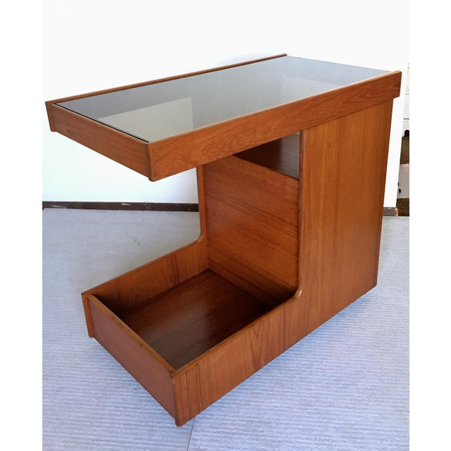 Image of Pedersen & Hansen Bar Cart & Mirror