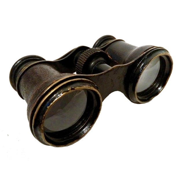 """Antique """"His & Hers"""" Opera Glasses - A Pair - Image 7 of 8"""