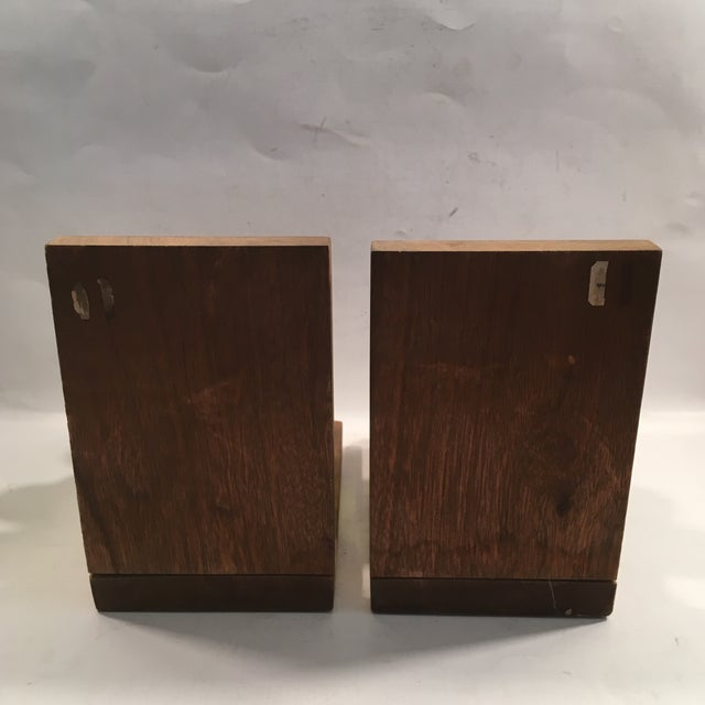 Vintage Lucite Grape Bookends - A Pair - Image 4 of 5