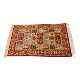 Indo Baktiari Decorative Rug - 3′ × 5′