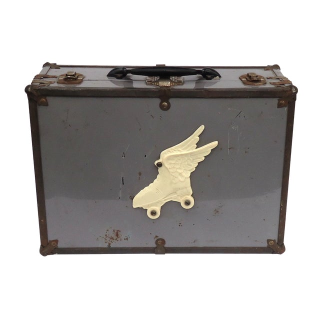 Image of 1950s Roller Skate Case
