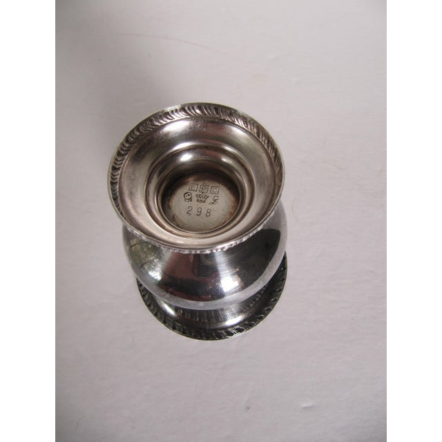 Silver-Plated Urn - Image 5 of 5