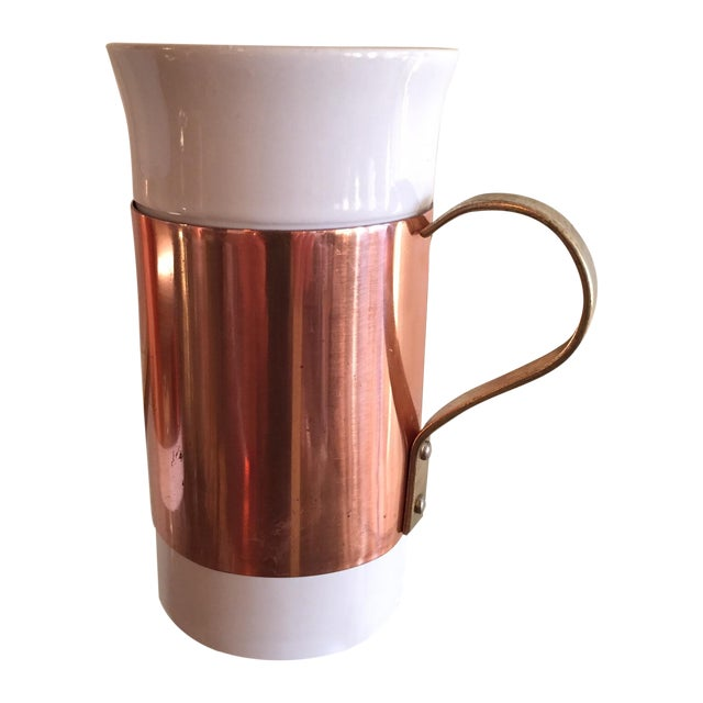 Copper Mugs - Set of 5 - Image 1 of 4
