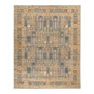"Ziegler Hand Knotted Area Rug - 8' 0"" X 9' 10"""