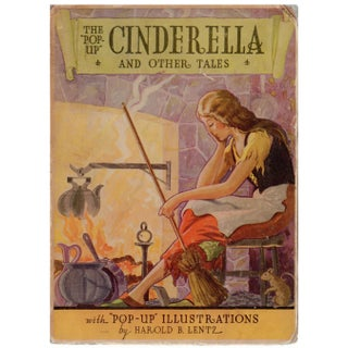 The Pop-Up Cinderella & Other Tales Book
