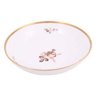 Royal Copenhagen Rose Pattern Bowl